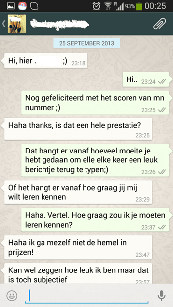 Dating coach belgie