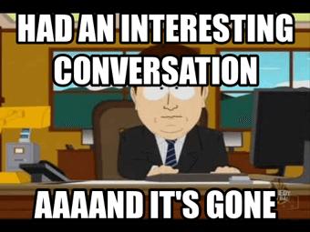 gesprekken
