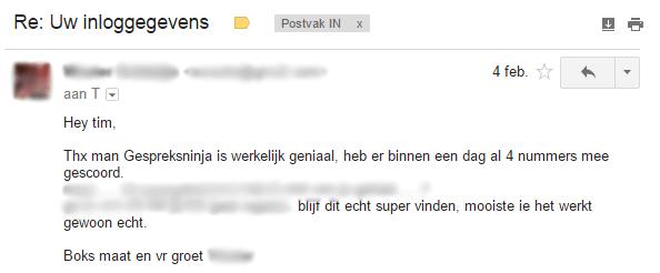 Gespreksninja-review
