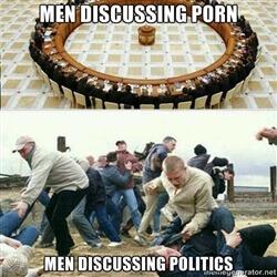 politiek discussiëren (1)