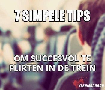 Flirten in de trein 7 Subtiele tips om te flirten n contact te maken