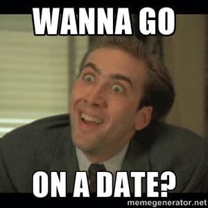 Dating dag Counter verandering van hart dating show