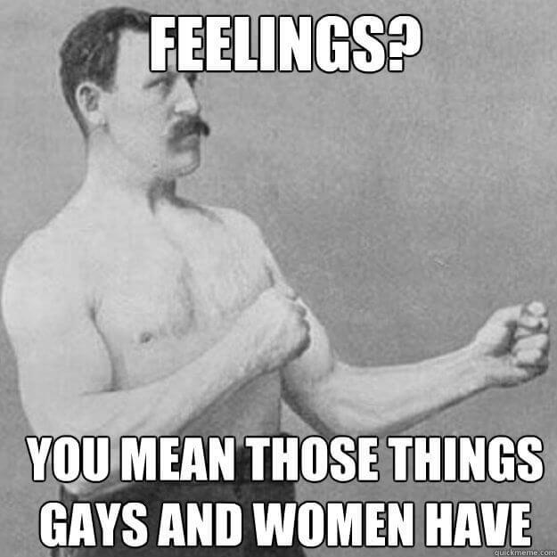 Women feelings