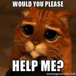 help me alsjeblieft