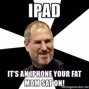 Iphone of ipad