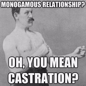Monogame relatie