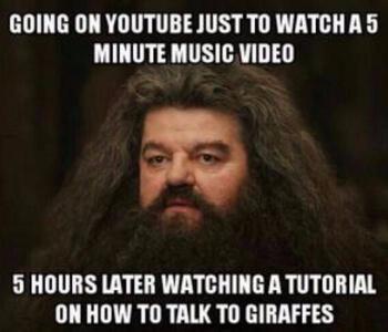 Youtube video kijken