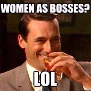 women bosses