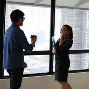 vrouwen aanspreken oefenen